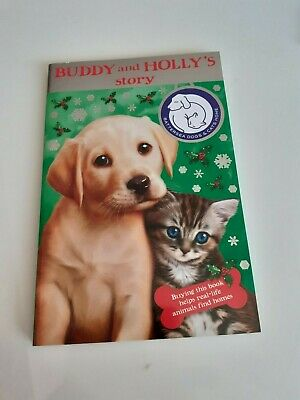 Battersea Dogs & Cats Home: Buddy And Holly's Story By Battersea Dogs & Cats... • 1£