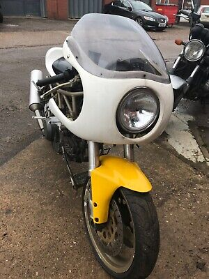 Ducati 750ss Cafe Racer Project Spares Or Repair  • 480£