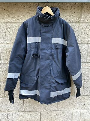 £34.99 • Buy Ex Fire & Rescue BLUE Jacket Tunic Fire Service Firefighter Gore-Tex Various ...