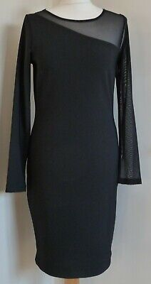 BNWT Black Dress Size 12 - Papaya Occasionwear • 5.99£
