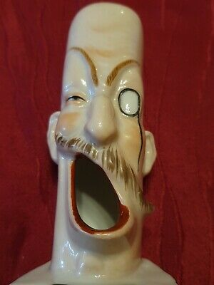 Antique  For Hes A Jolly Good Fellow  Ceramic Ashtray • 12.99£