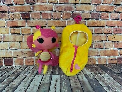 Beautiful Rare Lalaloopsy Littles  Oopsie Doll Fairy Daffodil With Pod Clothes  • 17.50£