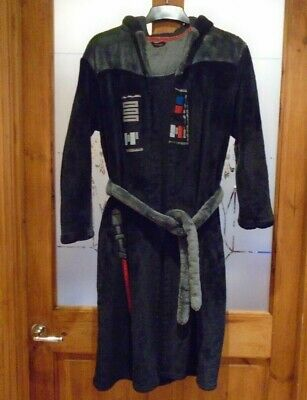 Age 13-14 Darth Vader Star Wars Dressing Gown By Marks And Spencers • 8.99£