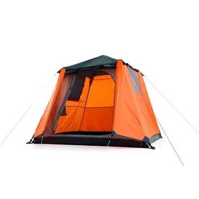 AU30 • Buy Active & Co Instant Folding Tent 4 Person Pop Up Easy Camping Setup