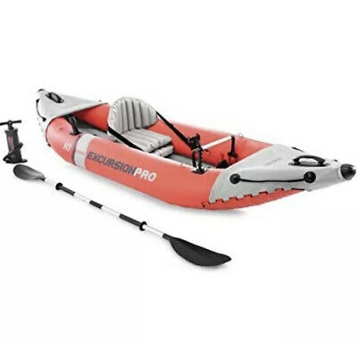 AU320 • Buy Intex Excursion Pro K1 Kayak (Shipping, Or Local Pick Up) - Suitable For Fishing