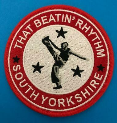 £2.25 • Buy Northern Soul Patch - Soul South Yorkshire - That Beatin' Rhythm - Red