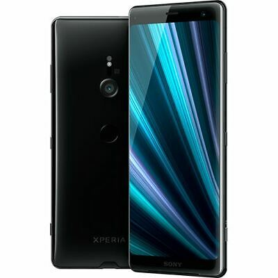 $ CDN691.96 • Buy Sony Xperia XZ3 64GB Black - Unlocked, New ,Sealed Box, 2 Years Warranty