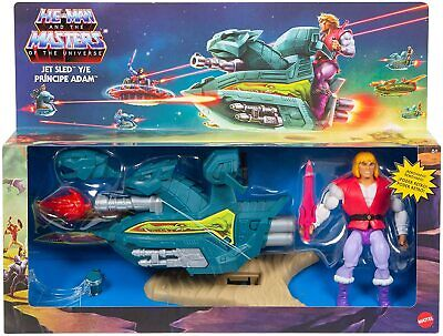 $42.99 • Buy Mattel Masters Of The Universe Origins Prince Adam's Sky Sled