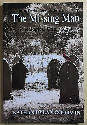 The Missing Man: A Morton Farrier Novella (Forensic Genealogist Series Book 6) • 2.99£
