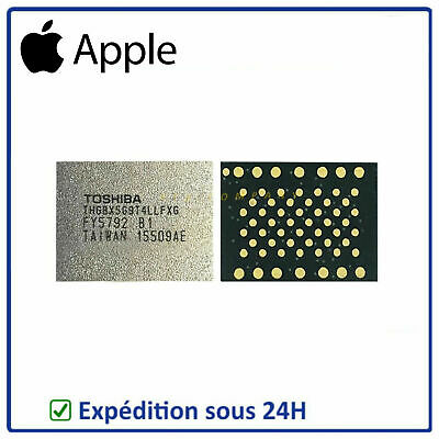 IC Chip Nand Flash Memory 64GB IPhone 8/8 Plus / X Micro Solder Motherboard • 13.13£