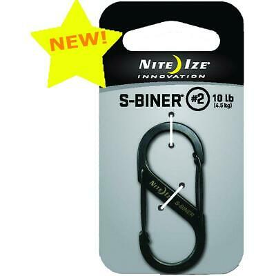 AU5.38 • Buy S Biner Black Small By Nite Ize Small Small