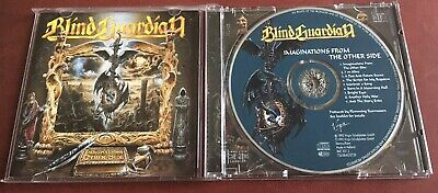 Blind Guardian - Imaginations From The Other Side CD 1995 Power Metal Iced Earth • 1.90£