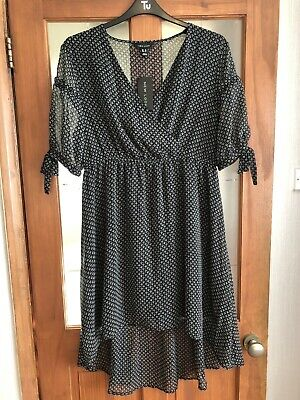 New Look High Low Dress Size 18 Bnwt • 10.99£
