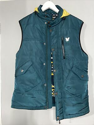 Green Lyle And Scott Gillet • 1.40£