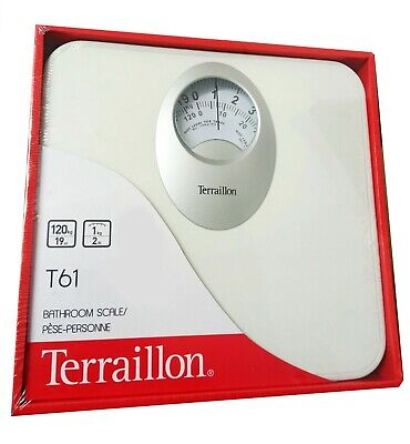 £12.89 • Buy Bathroom Scale Weighing Body Weight Mechanical Home Lose Fat Dial
