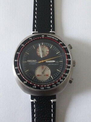 $ CDN473.59 • Buy Vintage Seiko UFO Chronograph Automatic Mens Watch 6138-0017