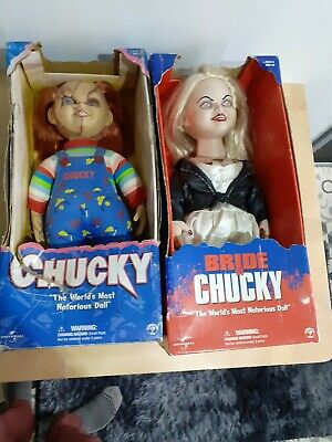 Sideshow Chucky And Tiffany • 120£