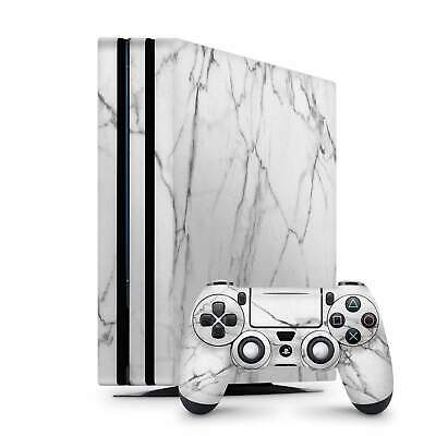 AU28 • Buy Sony PlayStation 4 PS4 Slim Pro Console Controllers Vinyl Skin Sticker Decal
