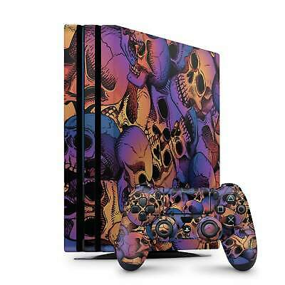 AU20 • Buy Sony PlayStation 4 PS4 Slim Pro Console Controllers Vinyl Skin Sticker Decal