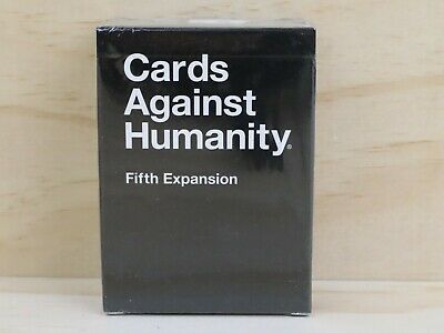 AU17.99 • Buy Cards Against Humanity Fifth Expansion - New + Sealed - Expansion Pack