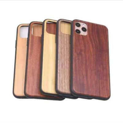 IPhone Real Wood Smooth Protective Case • 14.99£