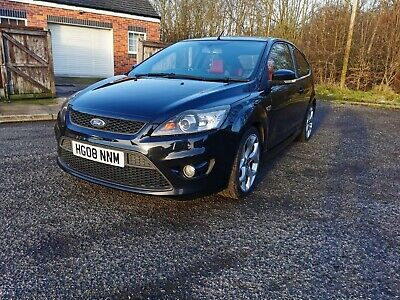 Ford Focus ST Mountune - 2008 - Panther Black - FSH - 2 OWNERS • 4,200£