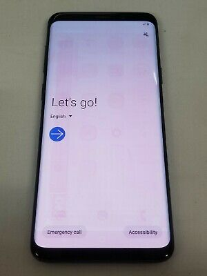 $ CDN228.89 • Buy Read* Samsung Galaxy S9+ Plus SM-G965U - 64GB - Blue (AT&T) ~44238