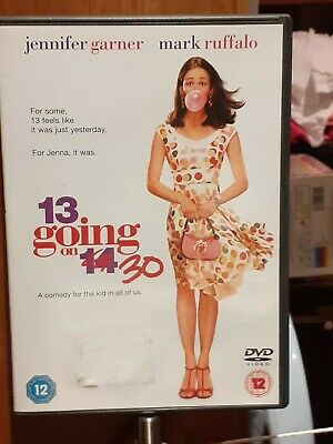 13 Going On 30 (DVD, 2011) • 0.30£