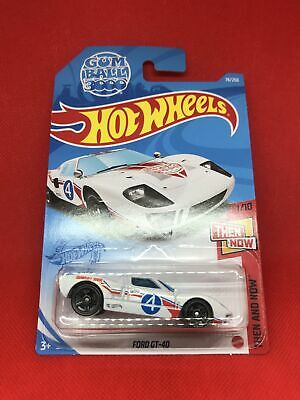 2021 Hot Wheels E Case 78/250 - Ford GT-40 - Then And Now • 5£