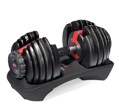 $ CDN442.78 • Buy Bowflex SelectTech 552 Adjustable Dumbbell Weight (Single) - FAST FREE SHIPPING