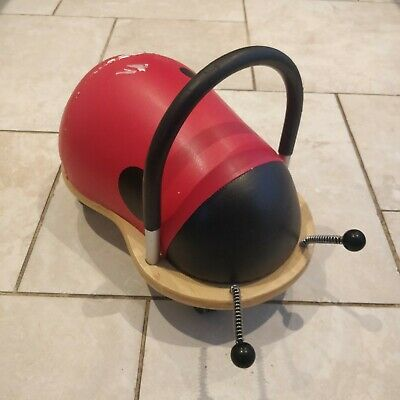Wheely Bug Ride On - Small Age 1-3 Red Lady Bug  • 11.60£