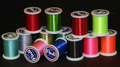 £6.99 • Buy Fuji Ultra Poly Rod Whipping Thread A & D 100m