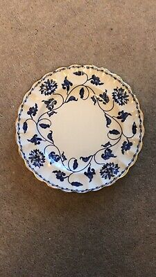 Spode Bone China Blue Colonel Tea Plate, Lovely Blue & White Plate • 4.99£