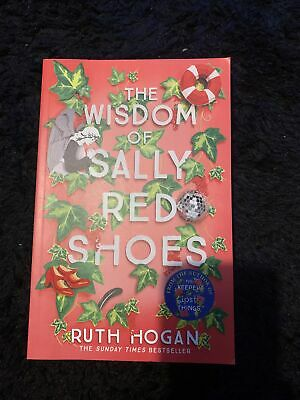 A Ruth Hogan Book --  The Wisdom Of Sally Red Shoes • 0.99£