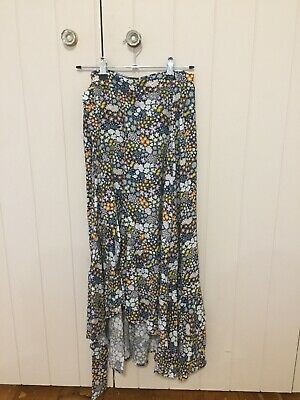 AU9.50 • Buy Tigerlily Wrap Skirt Size 6 Excellent Condition