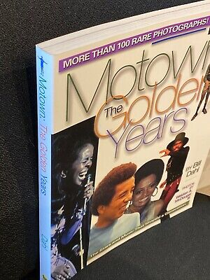 Motown : The Golden Years: The Stars And Music That Shaped A Generation - NEW • 34.75£