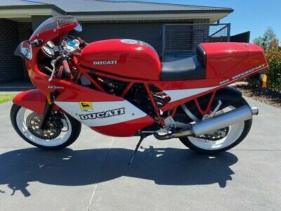 AU7000 • Buy 1989 Ducati 900SS Genuine 29064km. One For The Ducati Collector