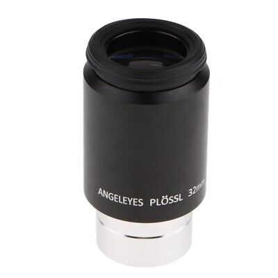 Astronomy Telescope Lens Eyepiece Plossl With Filter Thread For • 15.78£