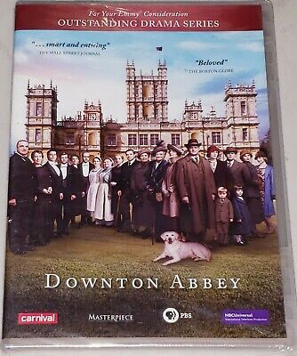 £5.79 • Buy DOWNTOWN ABBEY [NEW DVD 2015] Emmy For Your Consideration Outstanding Drama FYC