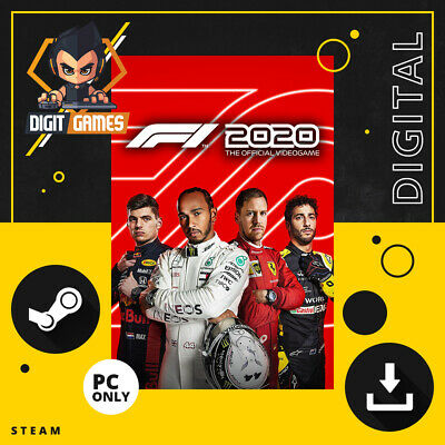 F1 2020 / Formula One - Steam Key / PC Game • 23.99£