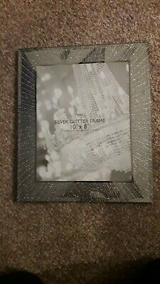 NEXT 'GLITTER' PICTURE FRAME 10 X 8  Brand New, Unused • 1.99£