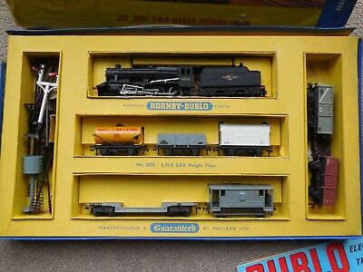 Vintage Hornby Dublo Set 2025  2-8-0 Heavy Freight Train With Extra Track • 50£