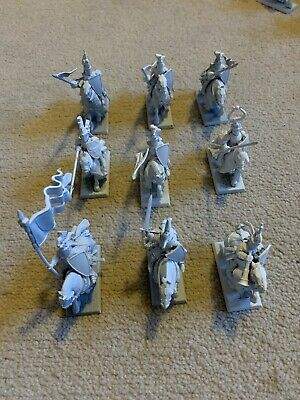 Warhammer Fantasy Bretonnian Knights Of The Realm X9 Games Workshop Bretonnia • 15£