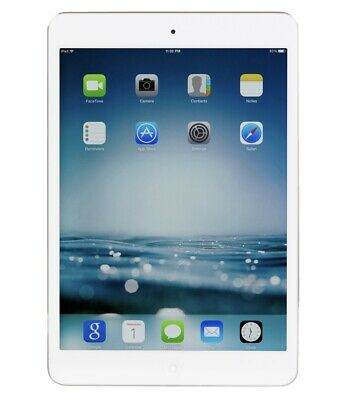 $ CDN39.42 • Buy MF091LL/A IPad Mini 2 Gen WiFi Cell 64GB Silver Sprint 7.9-inch