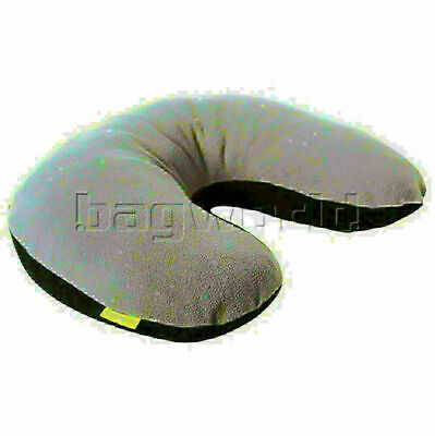 AU21.70 • Buy Samsonite Travel Accessories Cotton Travel Pillow Grey 34017