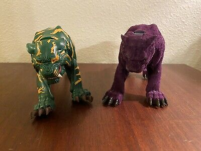 $10 • Buy Masters Of The Universe Battle Cat Panthor Lot 2001