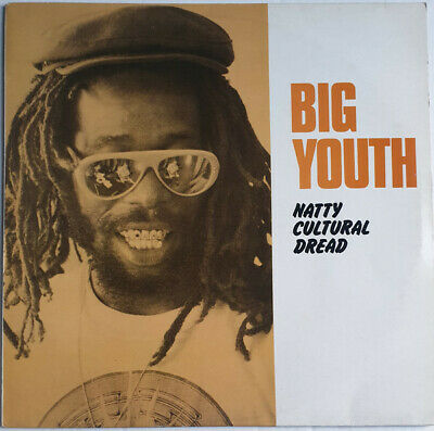 ID7819z - Big Youth - Natty Cultural Dread - TRLS 123 - Vinyl LP • 21.60£
