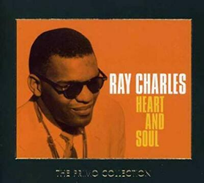 ID4z - Ray Charles - Heart And Soul - CD - New • 6.96£