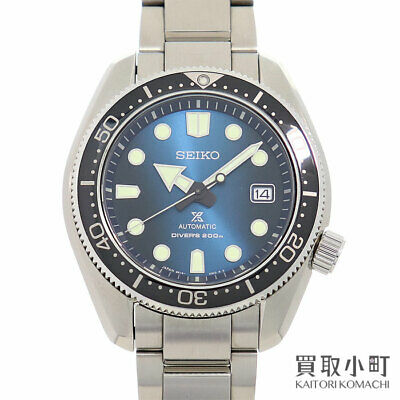 $ CDN1263.47 • Buy Seiko Prospex Diver's Blue Automatic SBDC065 Stainless Steel Men's Watch [b0125]