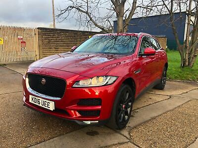 Jaguar F Pace 2.0 Prestige...auto...only 39 K Miles..fully Loaded Huge Spec • 16,999£